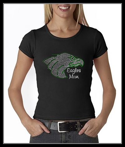 EAGLES MOM SHIRT