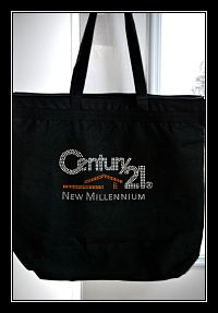 CUSTOM CENTURY 21 TOTE BAG