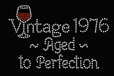 VINTAGE YEAR **** AGED TO PERFECTION