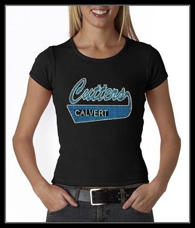 CALVERT CUTTERS BASEBALL TRANSFER OR DIGITAL DOWNLOAD