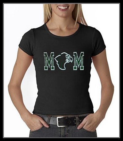 EAGLES MOM OPTION 2 SHIRT