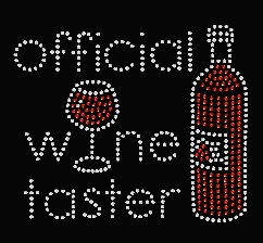 OFFICIAL WINE TASTER TRANSFER OR DIGITAL DOWNLOAD