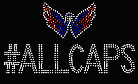 ALLCAPS WASHINGTON CAPITALS TRANSFER OR DIGITAL DOWNLOAD