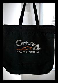 CUSTOM CENTURY 21 TOTE BAG