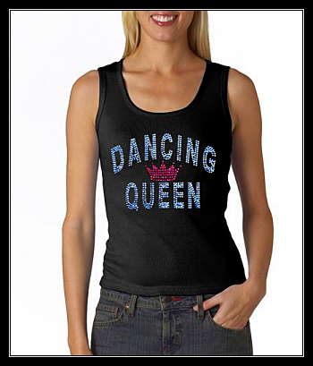 DANCING QUEEN TRANSFER OR DIGITAL DOWNLOAD